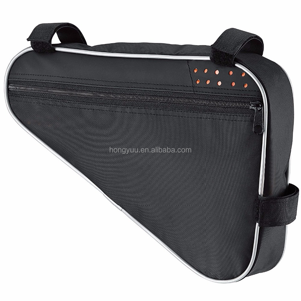 Bike Triangle Frame Bag, Bicycle Top Tube Cycling Corner Pouch