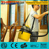 Portable back-pack Wet And Dry ZN1202 OEM remote control batteries rechargeable vacuum cleaner
