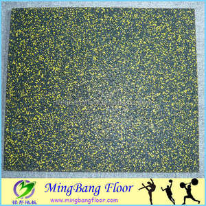 rubber flooring for Gyms,playground, outdoor rubber mat