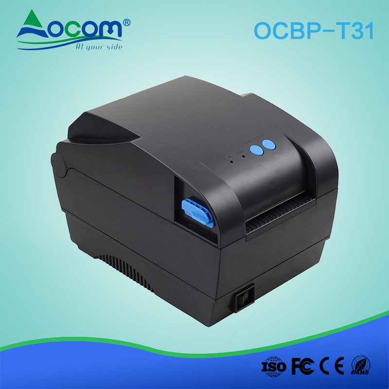 3 inch direct thermal barcode printer adhesive label sticker
