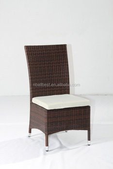 restaurant furniture cheap rattan and metal restaurant chairs for sale