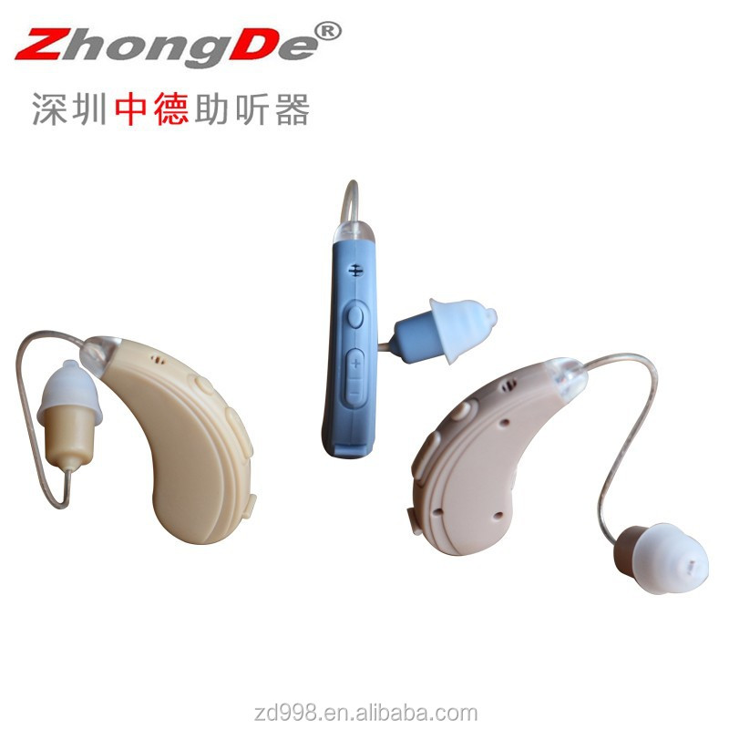 CE&Rohs Ric programmable hearing aids for sale