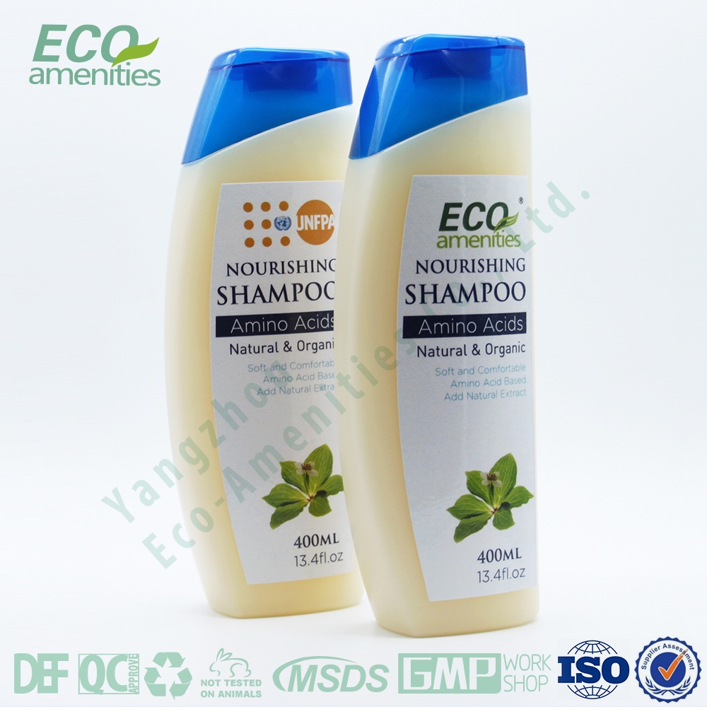 natural essence 400ml shampoo packed in bottle OEM private label for pet