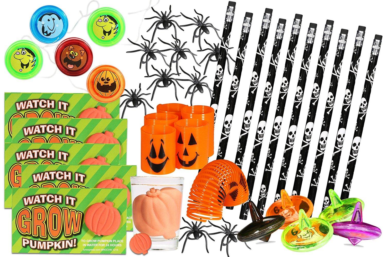 buy 40 piece mega halloween goody bags; spectacular halloween toy