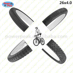 Cheap fat bicycle 26x3 26x4 street tyre big bike tires