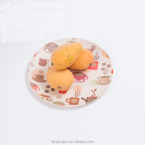 Pizza/Dessert/Breakfast all-purpose Round reusable tray