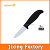 "TJC-00903 Vegetable Ceramic Knives High Quality Zirconia Ceramic 3"" White Blade"