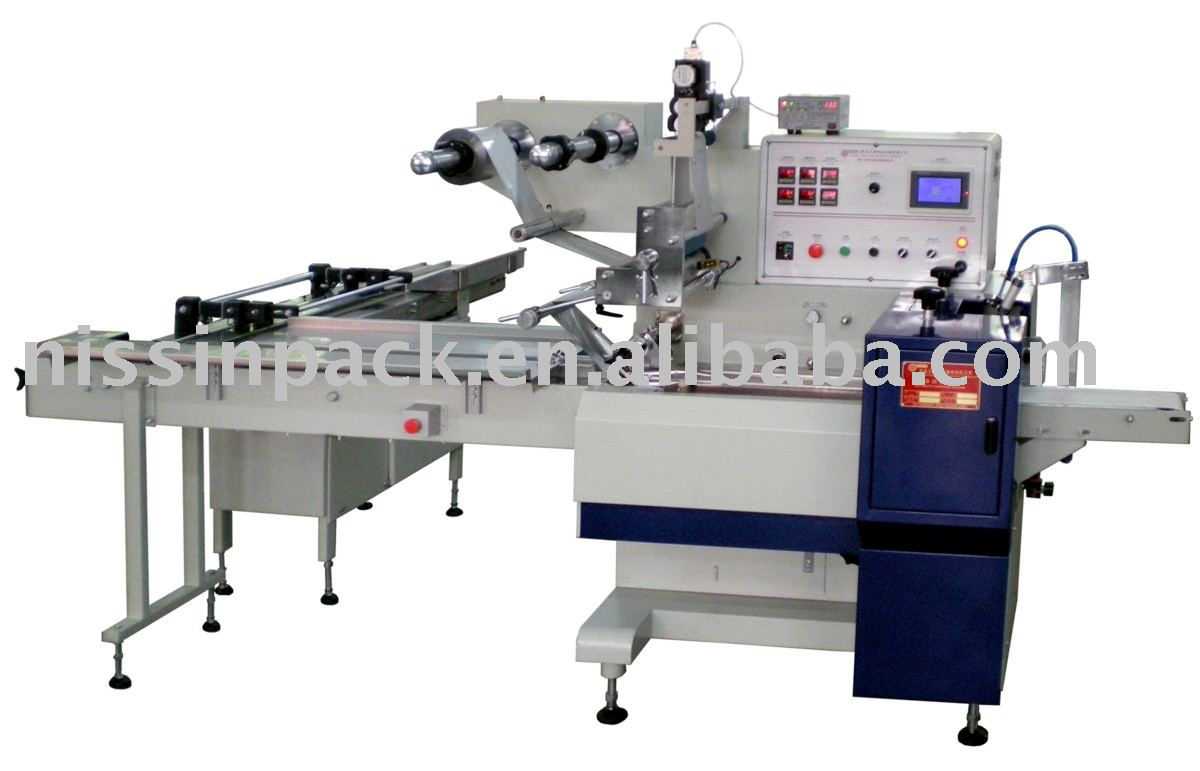 Automatic chocolate packaging machine