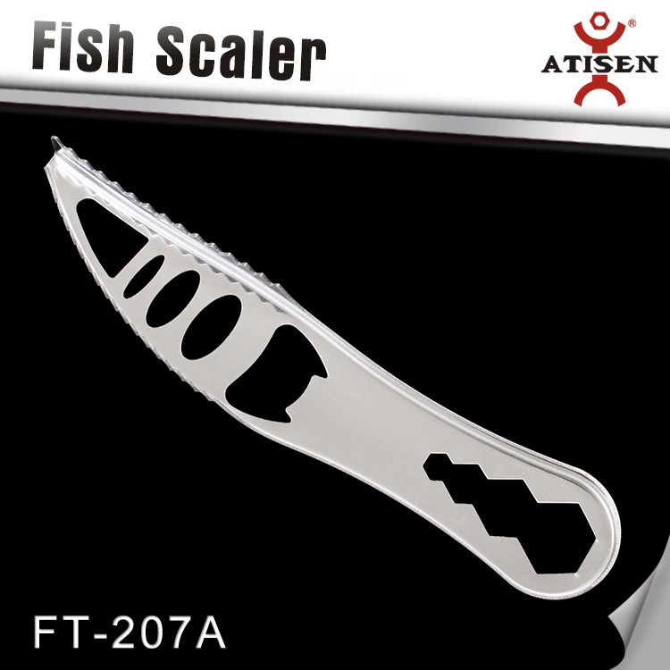 Fish scales skin remover scaler knife fast cleaner home kitchen clean tools new
