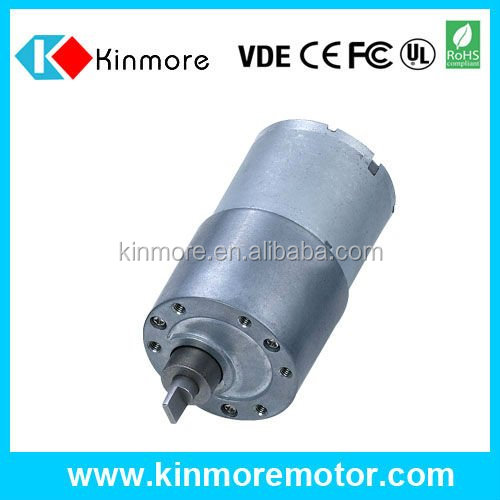 KM-37B3530-628-0503.2 PMDC 5v small electric motor with reduction gear