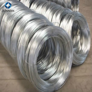 Galvanized iron wire 14g manufacturing flat binding wire 1.4mm