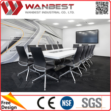New design conference table legs monitor flip for room smart OEM factory