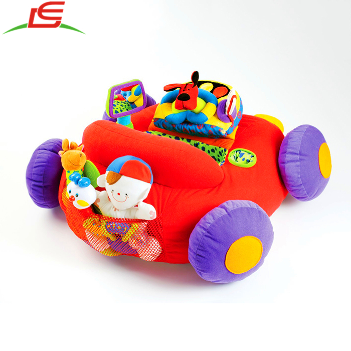 Beep Beep center baby toy kids bedroom games toys plush console car