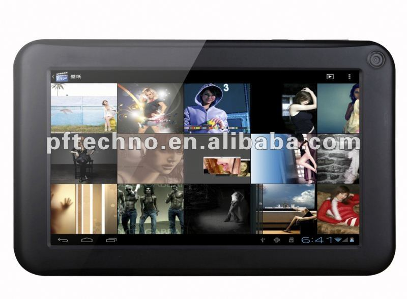 9 inch tablet pc with intel core2 duo