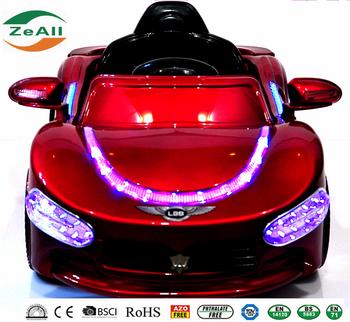 Feine Beschichtung Malen Elektrischen Auto Fur Kinder Zu Fahren