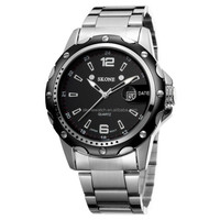 Wholesale SKONE 7147 Waterproof Stainless Steel Case Men Watch