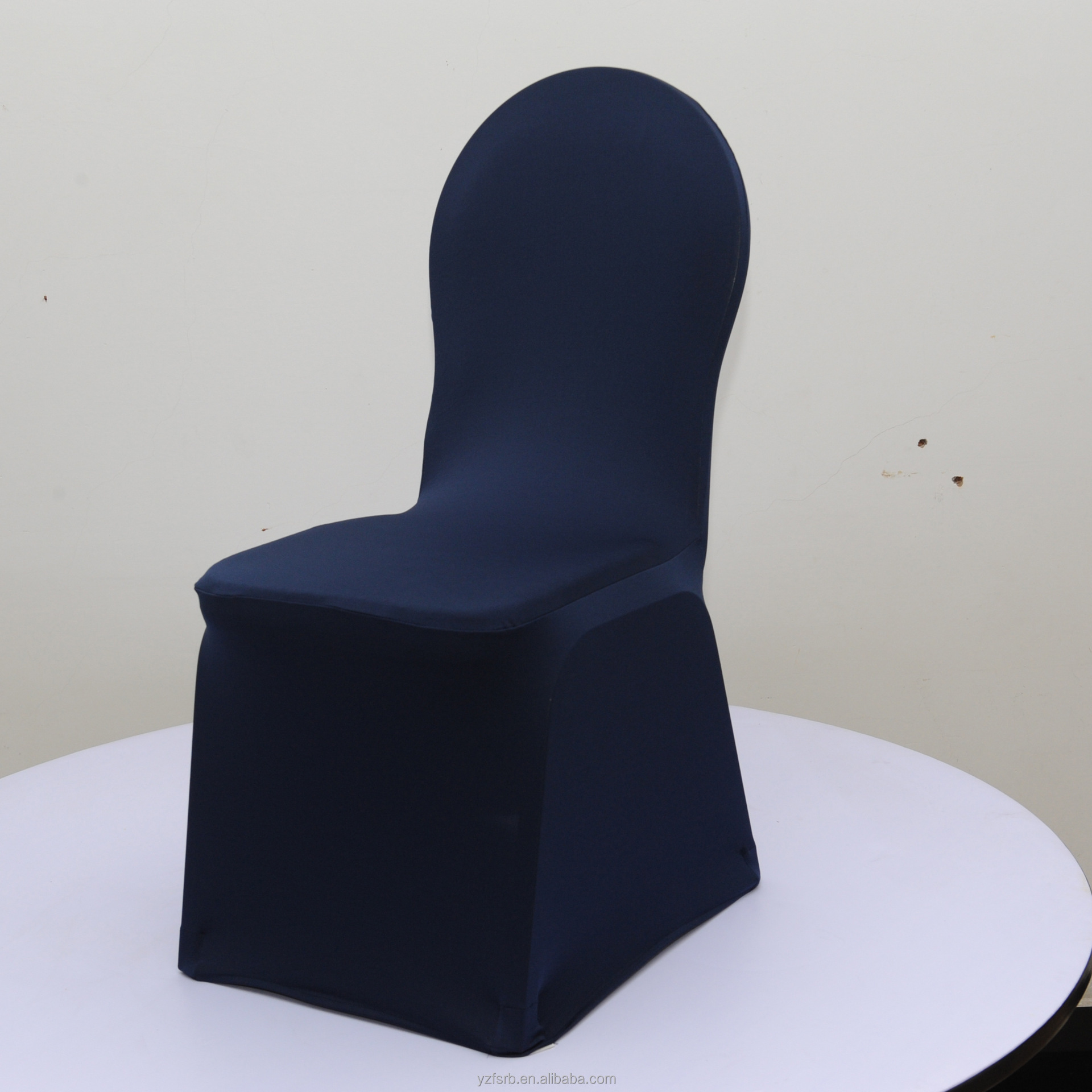 Economic and Reliable chair cover with bow for wholesale