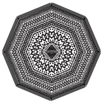 Pentagon Hexagon Octagon Beach Towels With Tassels Fringe - Buy ...