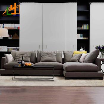 Alibaba Fashion Style Luxury L Shaped Corner Sofa Furniture Living Room  Fabric Modern Sofa From China - Buy Sofa,Modern Sofa,Living Room Modern  Sofa ...