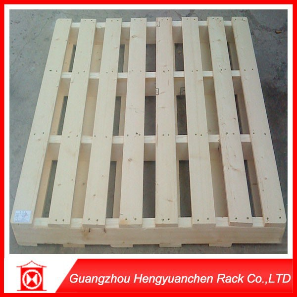 wooden pallet dimensions/warehouse factory solid cheap wood pallet