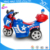 Rechargeable Battery Powered Kids Ride On Motorcycle Toy 3 Wheel Power 6V
