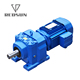 Best Brand REDSUN R series helical helical coaxial gear motor