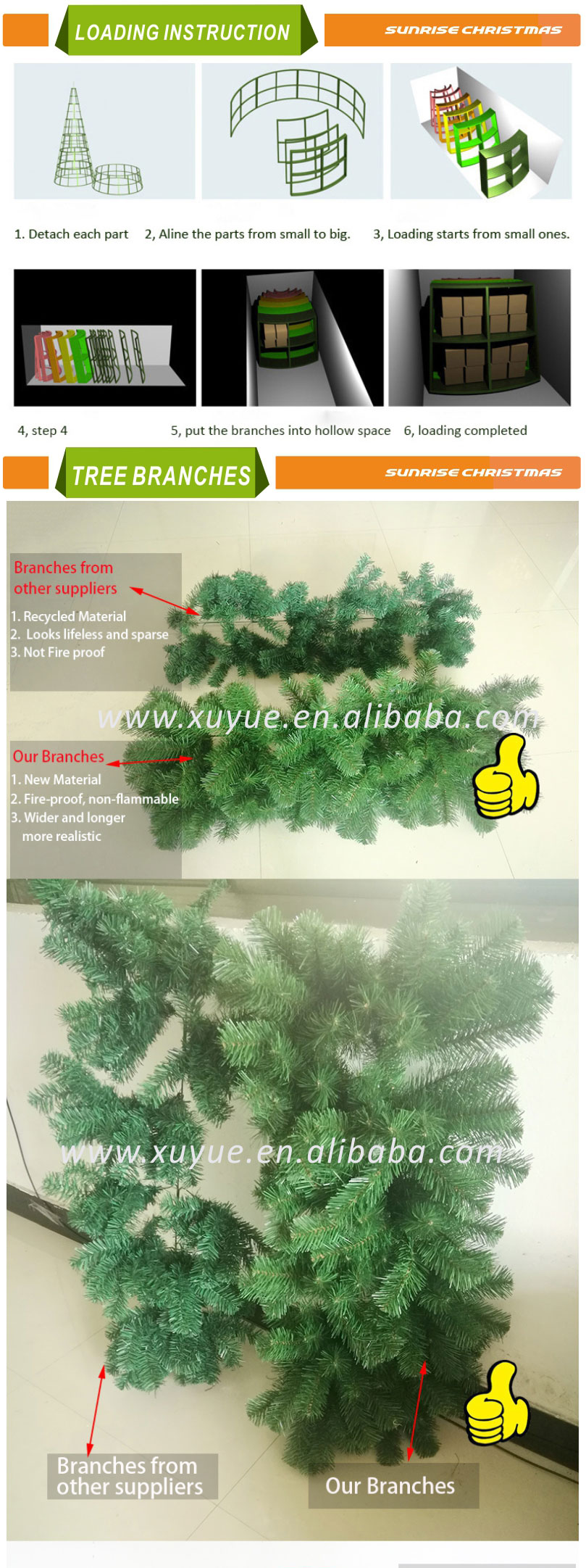 Christmas Tree Recycled Materials Big.6meter Metal Frame Artificial Giant Christmas Tree Ornament Decoration Large Xmas Tree View Artificial Giant Christmas Tree Sunrise Product Details