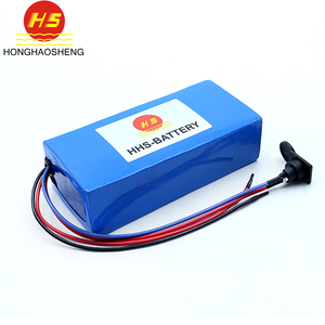 Deep cycle 18650 cylinder battery 36v 10ah lithium battery 300wh for electric bicycle