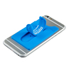 Top quality silicone mobile phone card holder wallet