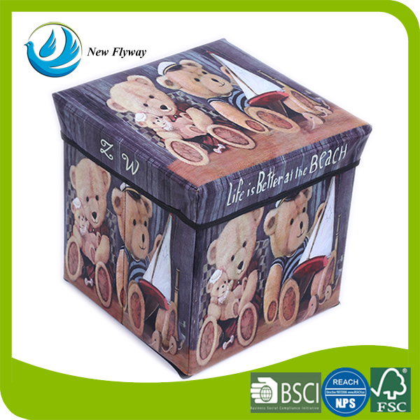 teddy bear cartoon pictures for kids brown ottoman with storage