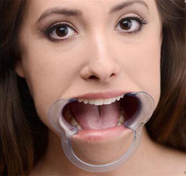 Doubtful. false tooth blow job