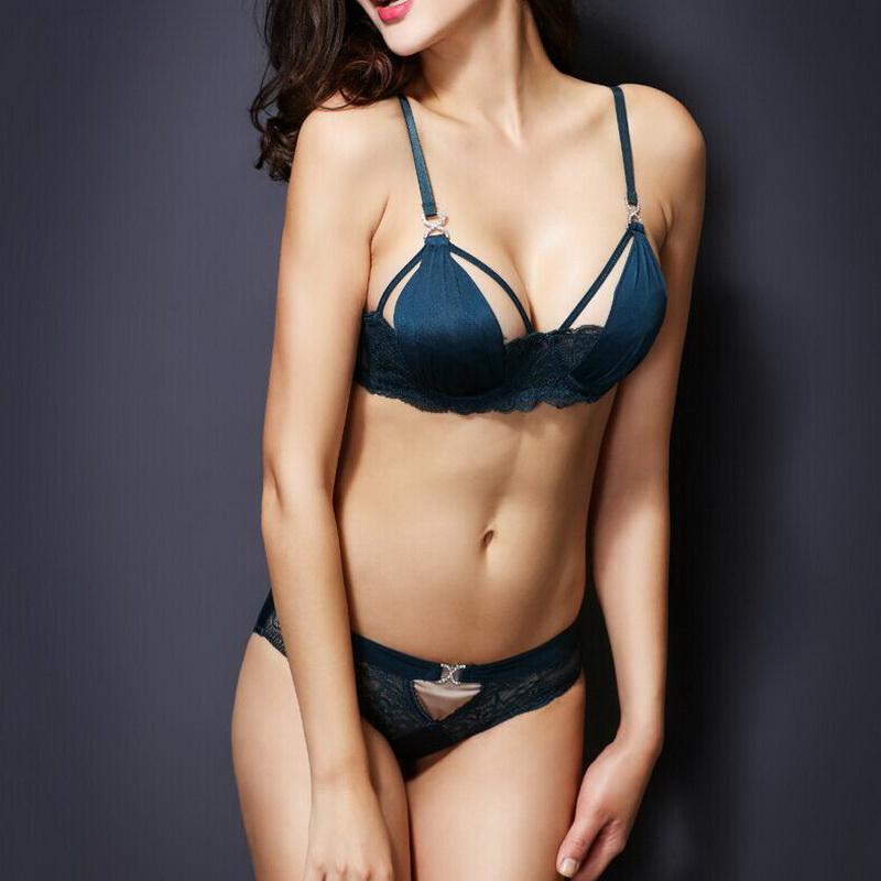 23a4c3a022 Compra Yucheer La ropa interior de las mujeres Crotchless - Black .