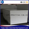 price optimal corrosion resistant,roof insulated eps sandwich roof panel