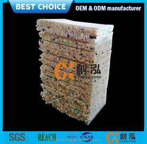 Quality PU Rebonded Foam recycled foam