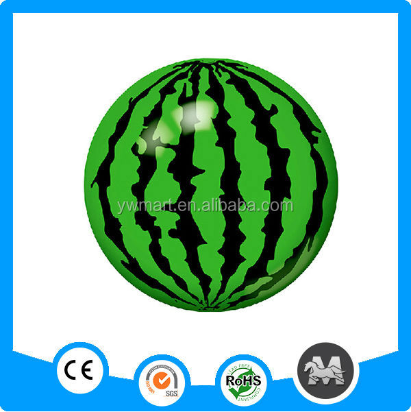 Watermelon pvc bouncing <strong>ball</strong> for kids