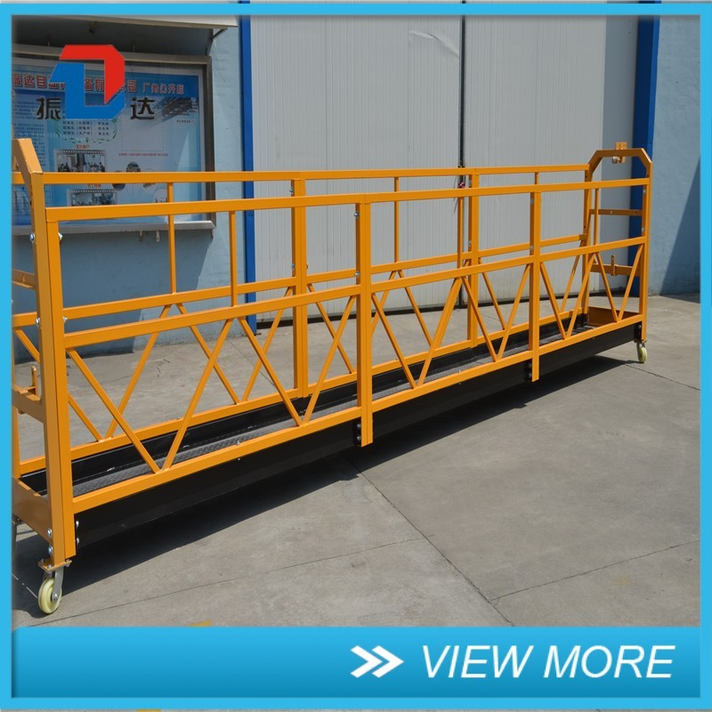 Manufacture High Rise Lifting Platform O Shape With Best Price