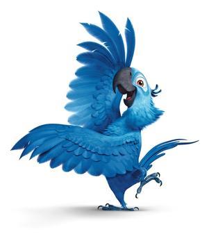 Dessin Animé Américain Film Rio Perroquet Blu Jouets En Peluche Buy Jouets En Peluche Animaux Product On Alibaba Com