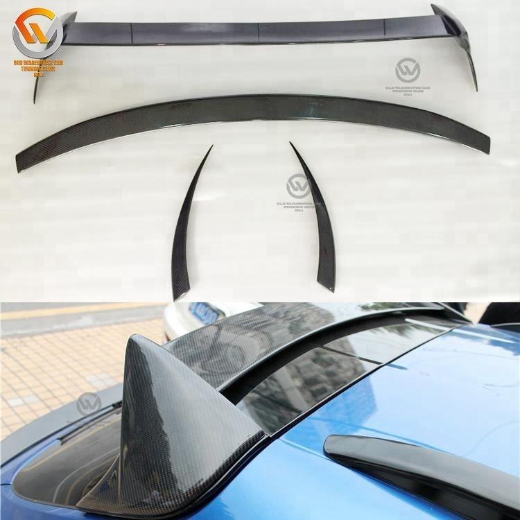2013/S/érie 3/Coupe E92/Performance Style Fibre de carbone Spoiler Coffre arri/ère 316i 318i 320I pour s/érie 3/Coupee92 Youche 2006