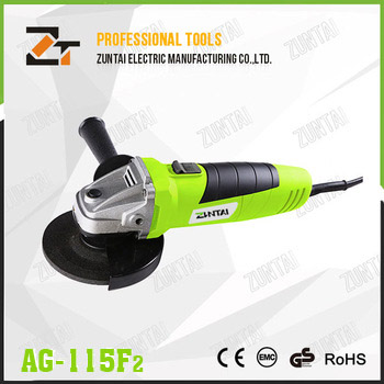 AG-115F2 710W 115mm Professional Angle grinder wheel guard