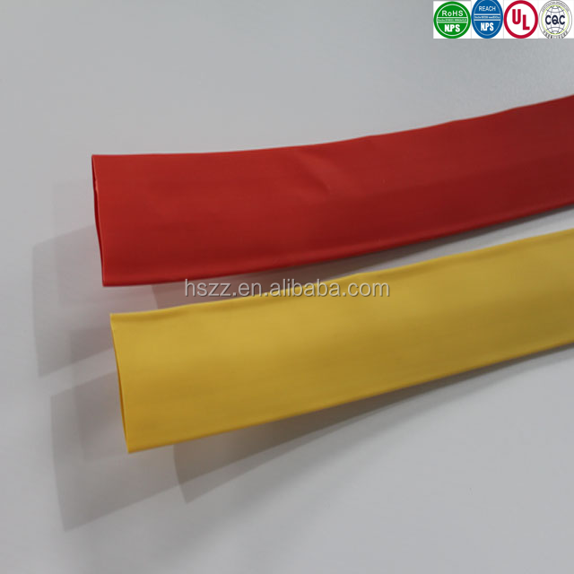 low voltage dual wall heat shrink tube cable Insulation sleeve