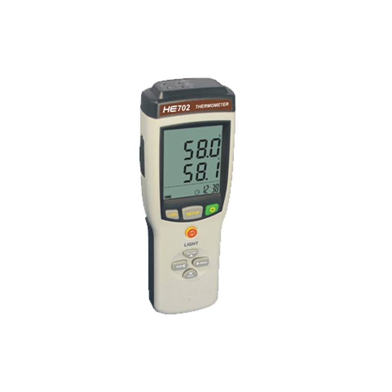 4 channels Handheld Infrared thermometer thermocouple thermometer with software - KingCare | KingCare.net