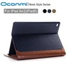 New Brand Top Smart Cover For iPad Air 2 Case Ultra Thin Retro Flip Leather Stand Luxury Funda For Apple iPad Air2 iPad6 Case