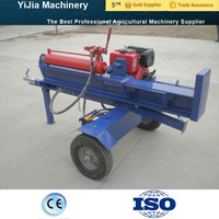 Forest machinery manufacturer diesel wood log splitter for sale