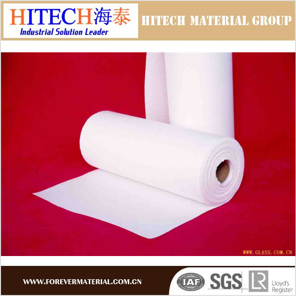 competitive quality zibo hitech refractory ceramic fiber blanket for electrical components heat insulation fire