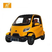 China Manufacturer Small Cheap 4000W 60V electric passenger car Mini Smart Electric Car for Sale