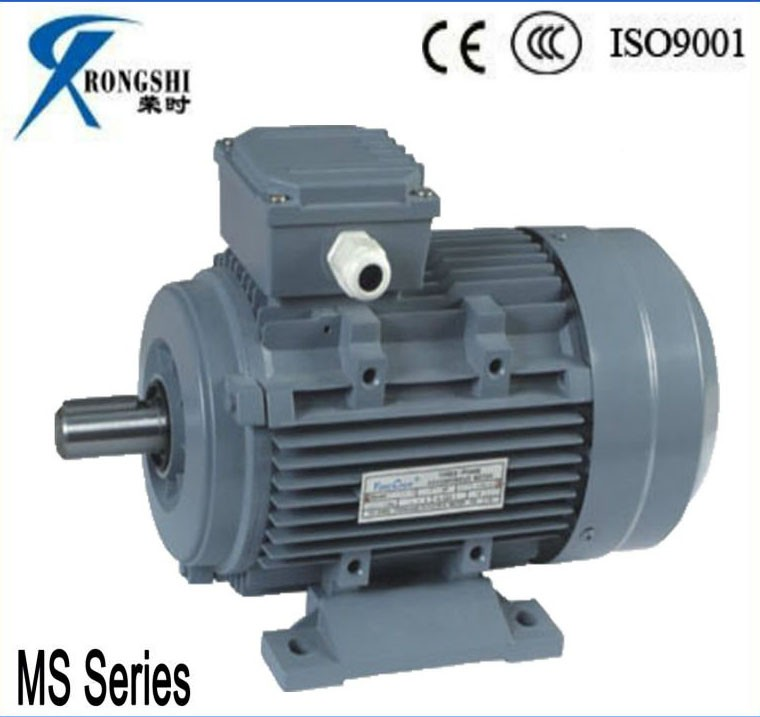 380V MS series high efficiency  aluminum shell motor