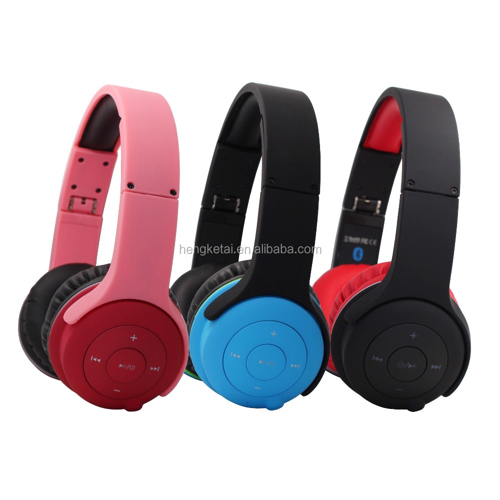 Factory Directly New Stereo Battery Gaming Dj Headset Wireless Bluetooth Headphone With Mic Buy Bluetooth Headphone Best Quality Speaker Stereo Usb Bluetooth Headphone With Power Bank Professional Foldable Computer Bluetooth Headphone Product On