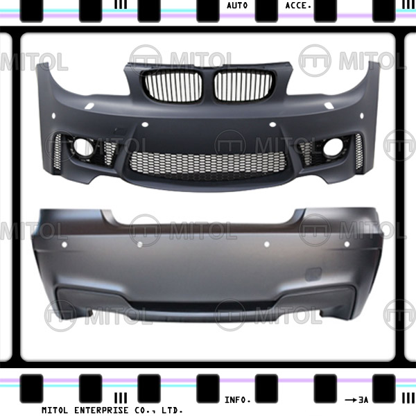 Full Set Body Kits For BMW E82 07-13 (1M Look)