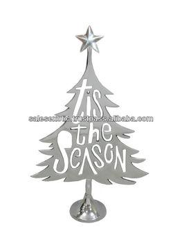 aluminium christmas tree - Aluminium Christmas Tree