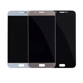 china wholesale replacement lcd touch screen for samsung galaxy a8 a8000 lcd touch screen